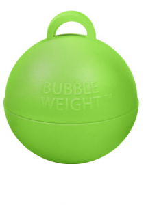 Lime Green Bubble